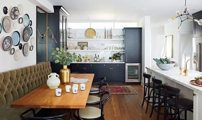Interior Design Open Space Kitchen Eclectic