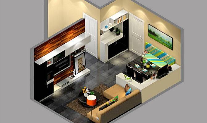 Interior Design Small Apartments