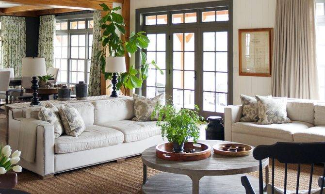 Interior Design Sophisticated Country House