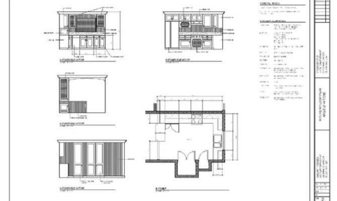 Interior Elevation Kitchen Plan Joy Studio Design Best