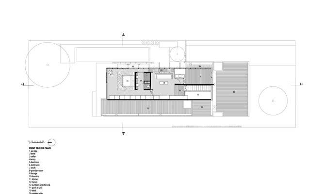 Interior Exterior Plan Good Residence House First Floor