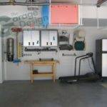 Interior Garage Designs Organization Cabinets