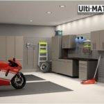 Interior Garage Designs Storage Cabinets