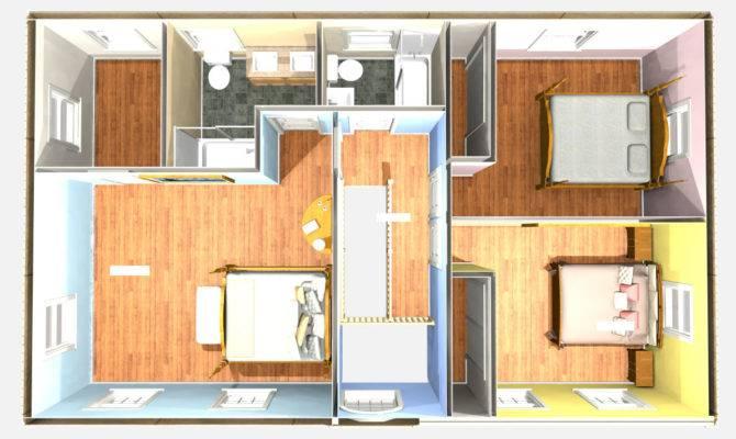 Interior Room Design Second Story