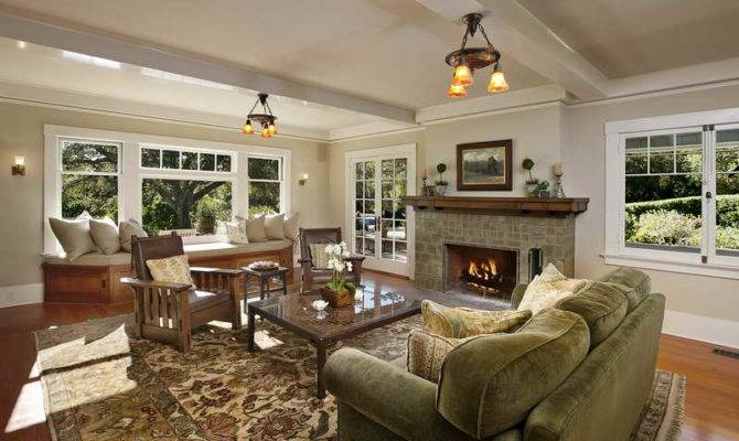 Interior Rustic Style Homes