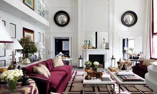 Interiors Classic Modern Home Malaga Spain Sukio