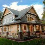 Inviting American Craftsman Home Exterior Design Ideas