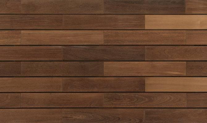 Ipe Eco Wood Deck Tile