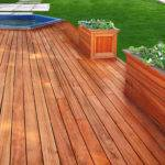 Ipe Wood Decking Materials