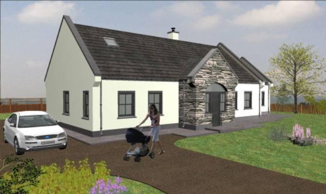 Irish Dormer House Plans Home Design Style