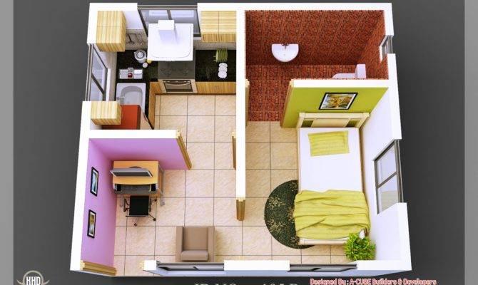 Isometric Views Small House Plans Taste Heaven