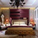 Italian Bedroom Interior Neoclassical