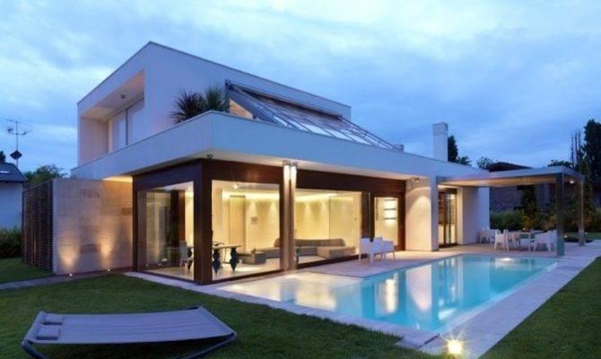 Italian Design House Duilio Damilano Modern Plans Designs