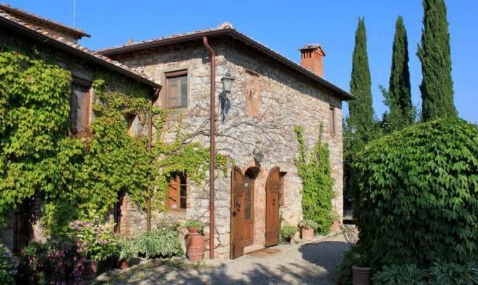 Italian Farmhouse Plans Trees Beautiful Design