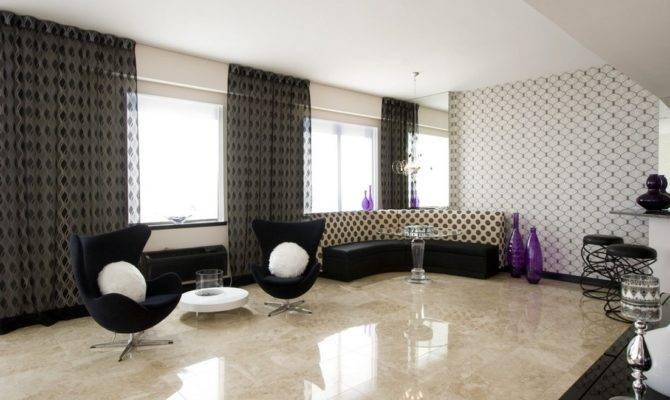 Italian Marble Finish Living Rooms Decorative