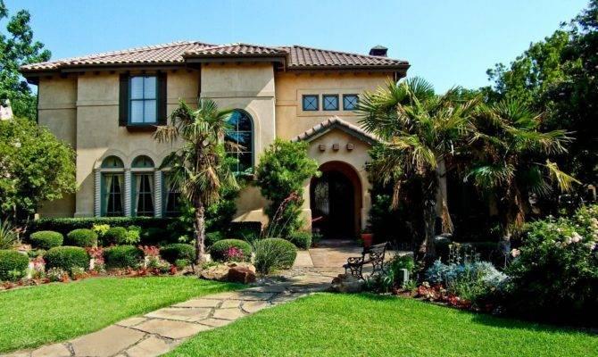 Italian Villa Style Home Sweet