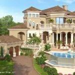 Italian Villa Style House Plans