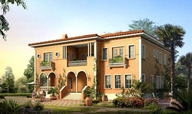 Italian Villas Designs Home Design