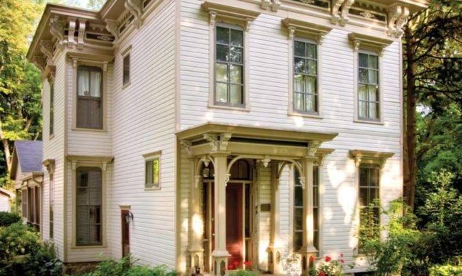 Italianate Architecture History Restoration Design