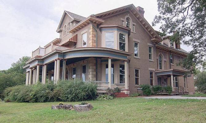 Italianate Mansion Sale Just