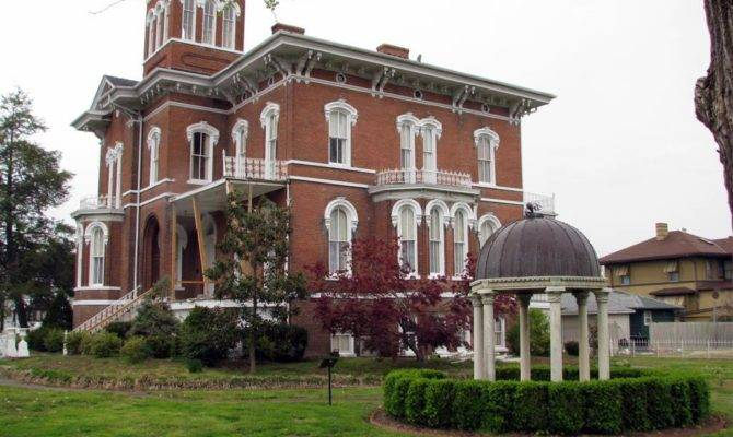 Italianate Victorian House Plans Large Style Design