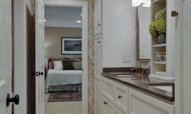 Jack Jill Bathroom Houzz