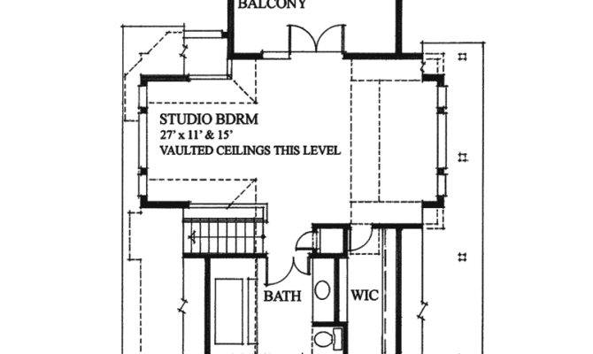 Jamaica Vacation Home Plan House Plans More