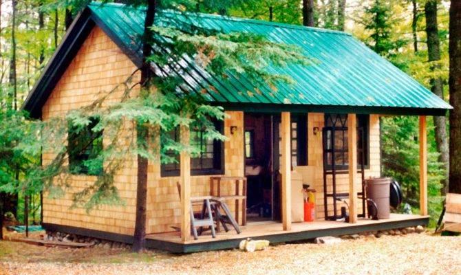Jamaicacottageshop Their Vermonter Cabin More Below