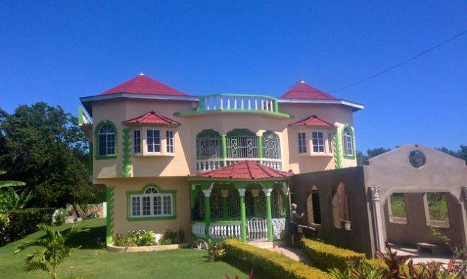 Jamaican Home Designs Brucall