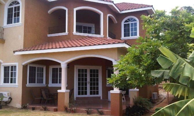 Jamaican Home Designs Peenmedia