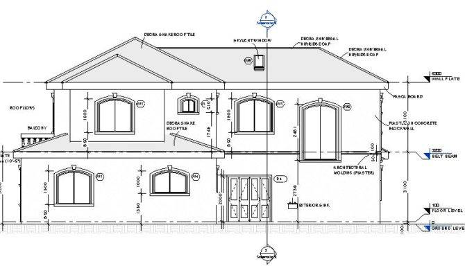 Jamaican House Plans Jamaica Vacation Home Plan