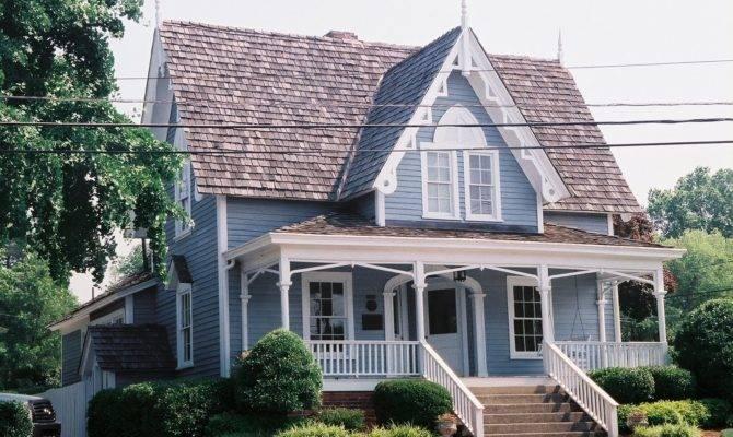 James Collins Architect Simple Houses Gothic Revival Cottage