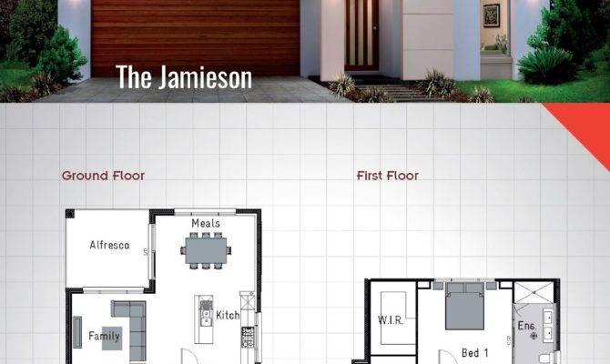 Jamieson Double Storey House Design