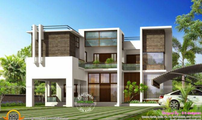 20 Fantastic Contemporary Style Home Plans That Make You Swoon House Plans