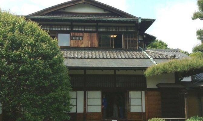 Japanese Small Traditional House