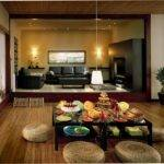 Japanese Style Living Room Design Home