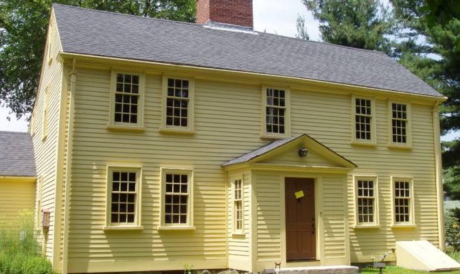Jason Russell House Arlington Massachusetts