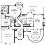 Jeffersonian Victorian Home Plan House Plans