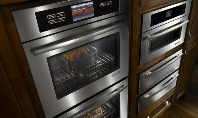 Jenn Air Double Wall Oven Culinary Center Official House Plans 5364