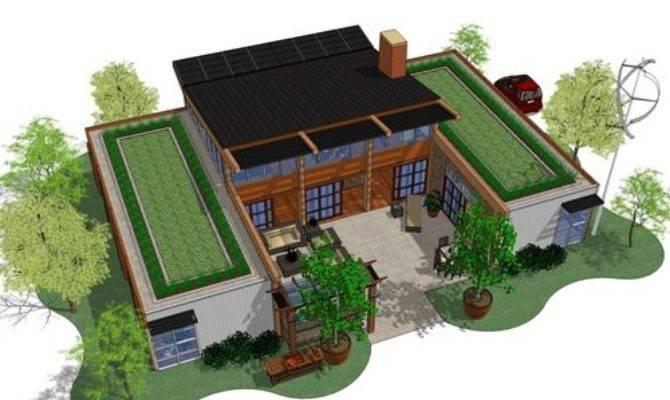 Jetson Green Aahsa Displays Zero Idea House