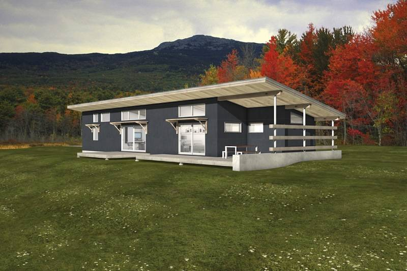 Dream Shed Roof Homes 21 Photo House Plans