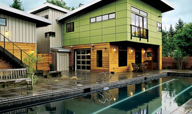 Jetson Green Place Houses Prefab Pacific Northwest