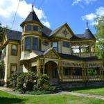 Jim Posts Queen Anne Style House