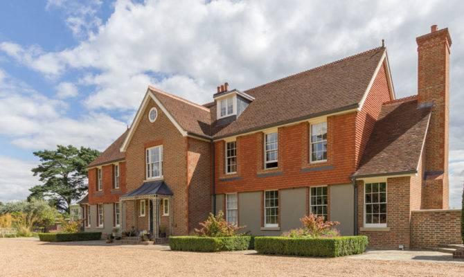 John Bullock Design Large Country House
