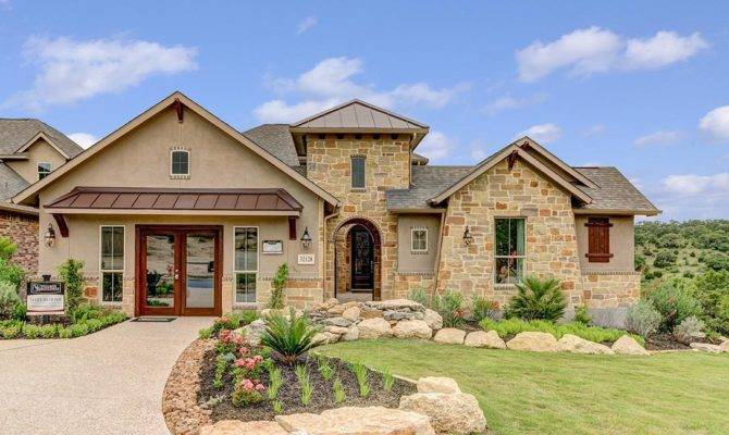 Johnson Ranch Provence New Home Community Bulverde