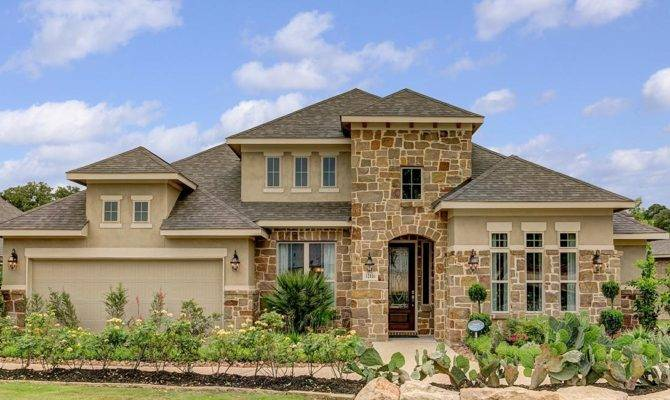 Johnson Ranch Texas Reserve New Home Community Bulverde