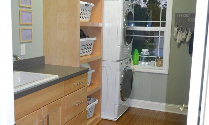 Jong Dream House Tour Upstairs Laundry Room