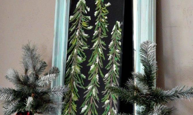 Julia Bettencourt Blog Diy Tabletop Christmas Trees