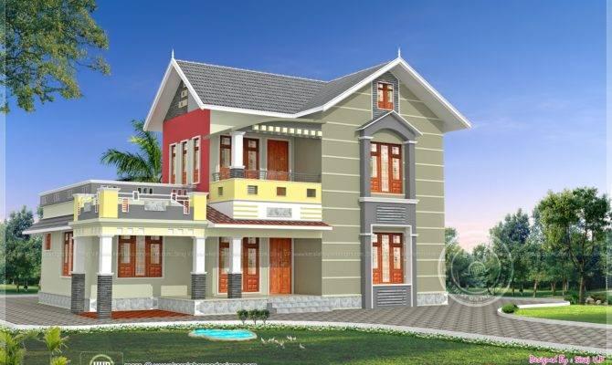 July Kerala Home Design Floor Plans