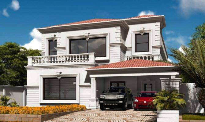 Kanal Colonial Design House Phase Dha Core